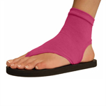 Topsies women's solid fuschia